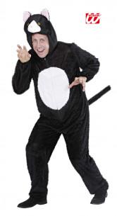 disfraz de gato de peluche XL