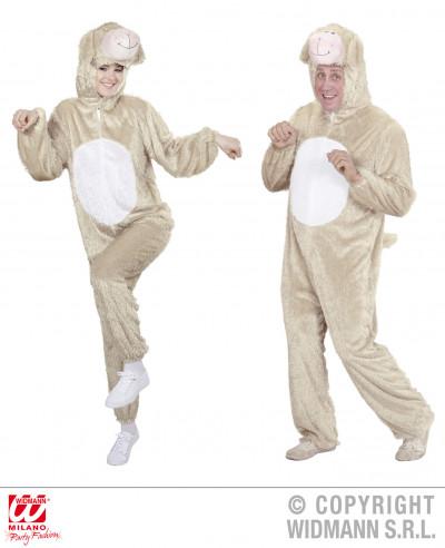 disfraz oveja peluche
