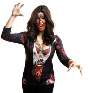 Disfraz de zombie Sexy