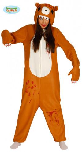 Disfraz oso asesino