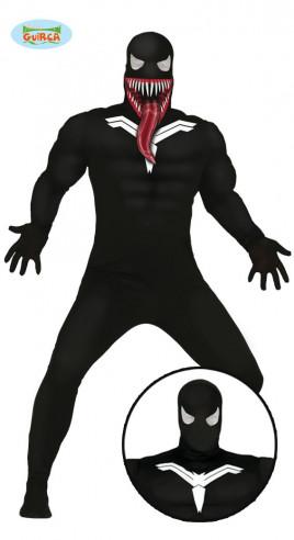 Disfraz Spiderman negro