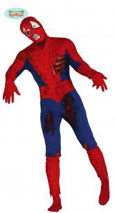 Disfraz Spiderman Zombie