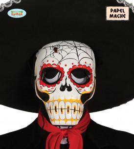 Máscara Calavera Mexicana