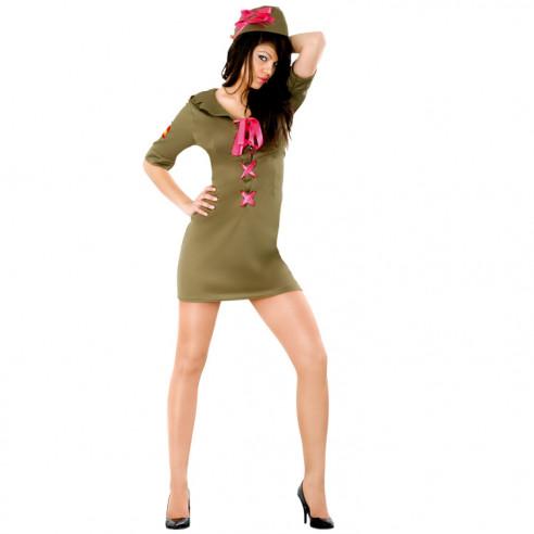 Disfraz de Legionaria Sexy para Mujer