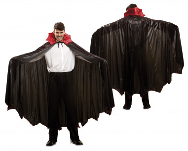 Capa de Drácula Halloween