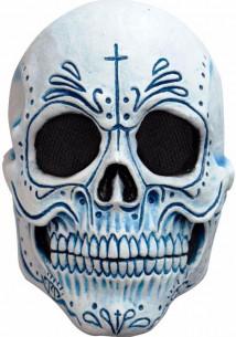 Máscara de Calavera Mexicana