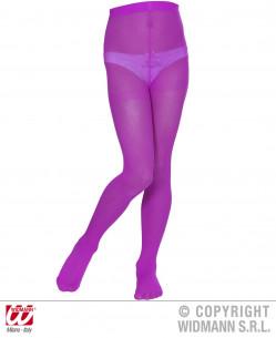 Medias bruja púrpura