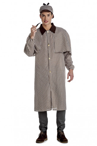 Disfraz Sherlock Holmes