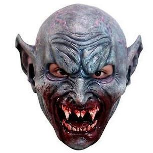 Máscara de Vampiro Aterrador