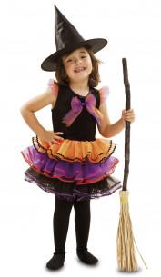 Disfraz bruja de halloween
