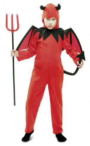 Disfraz diablo niño