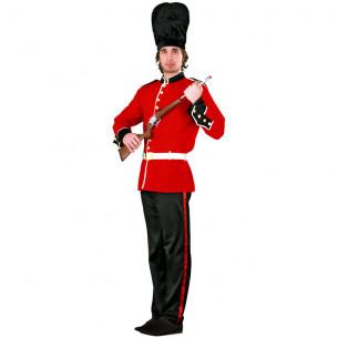 Disfraz Guardia Inglesa...