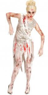 Disfraz Zombie Miss Mundo