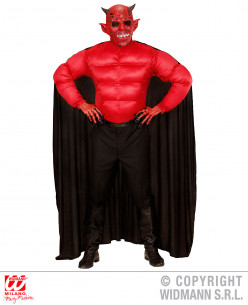 Disfraz Demonio Halloween