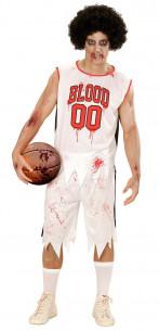 Disfraz De Zombie Basket