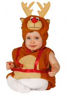Disfraz reno bebé