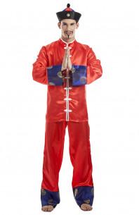 Disfraz chino