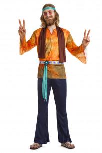 Disfraz hippie hombre...