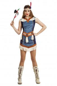 Disfraz de india Sioux