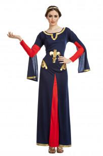 Disfraz medieval chica