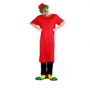 Disfraz de Payaso Rojo para...