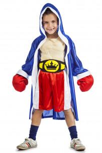 Disfraz boxeador niño