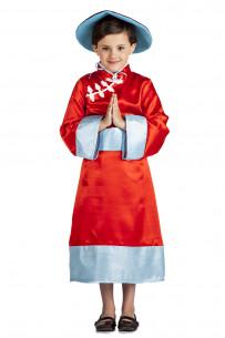 Disfraz de china niña