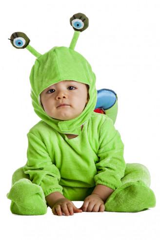 Disfraz caracol bebé