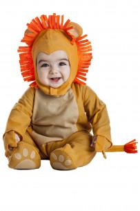 Disfraz león bebé