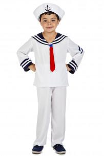 Disfraz marinero niño