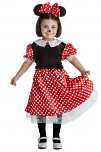 Disfraz ratoncita niña...