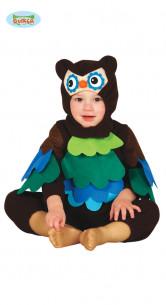 Disfraz búho bebé