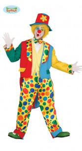 Disfraz payaso circo
