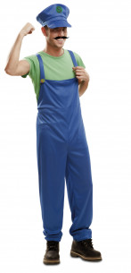 Disfraz Luigi