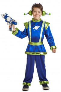 Disfraz marciano niño