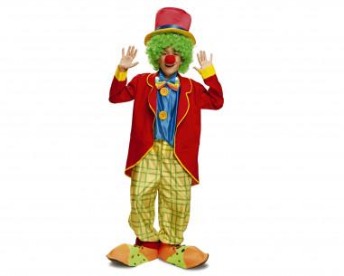 Disfraz payaso niño Carnaval