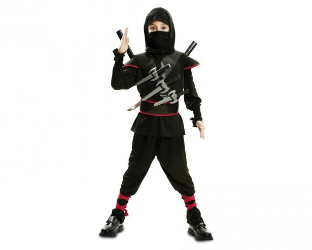 Disfraz ninja niño 3 - 4 años
