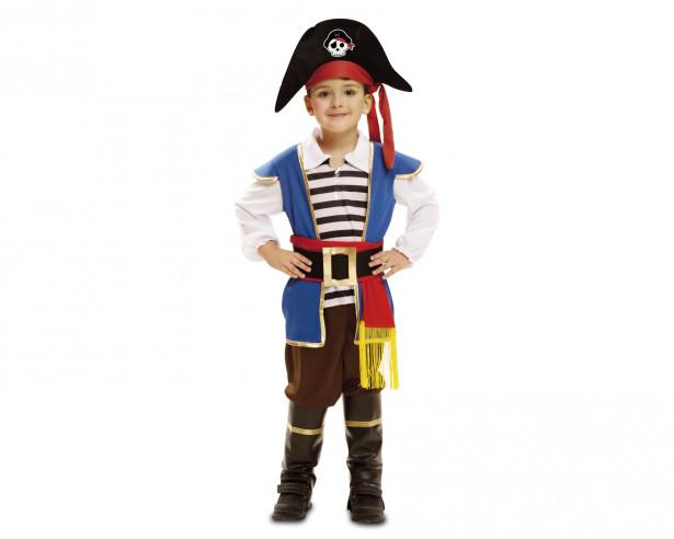 Disfraz pirata bebé niño