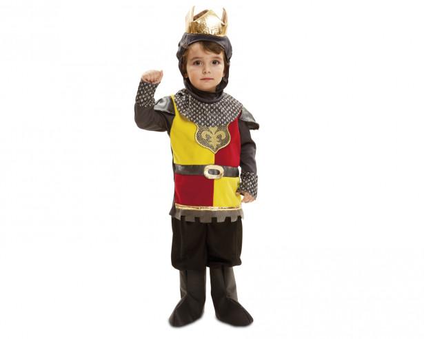 Disfraz de Rey para bebé