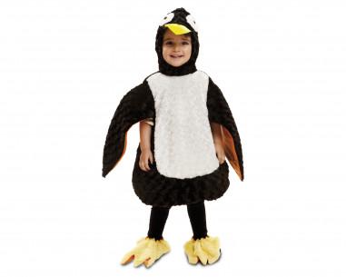 Disfraz pingüino bebé peluche