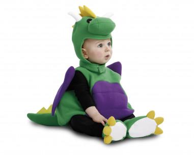 Disfraz dinosaurio bebé