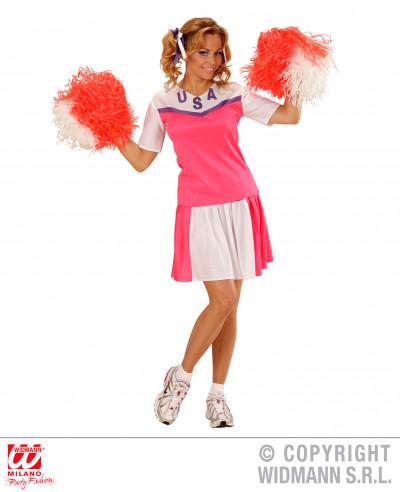Disfraz cheerleader