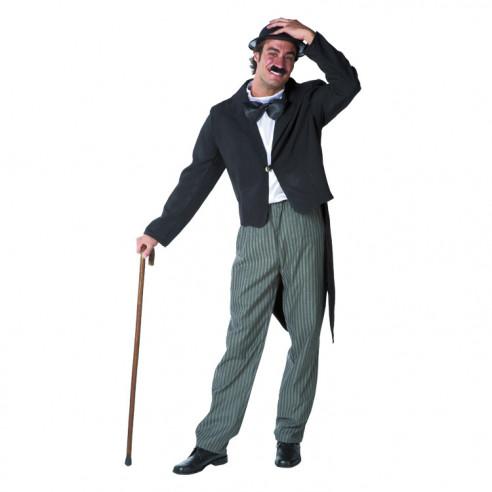 Disfraz de Chaplin para hombre