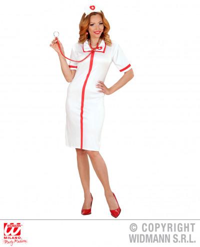 Disfraz enfermera
