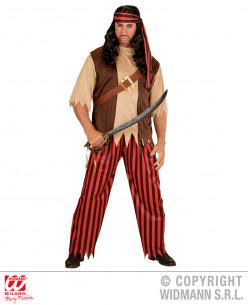 Disfraz pirata barato