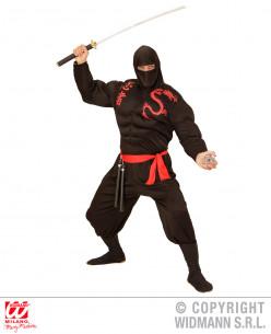 Disfraz ninja adulto