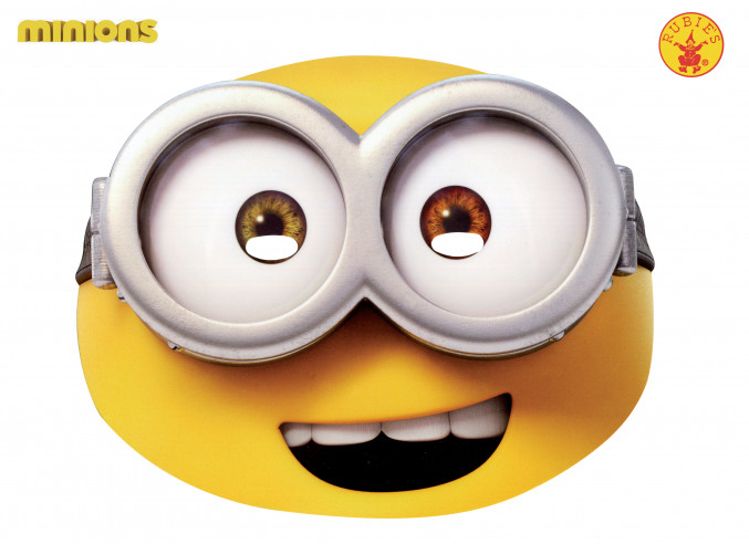 Careta Minion Bob