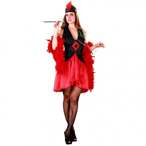 Disfraz Moulin Rouge