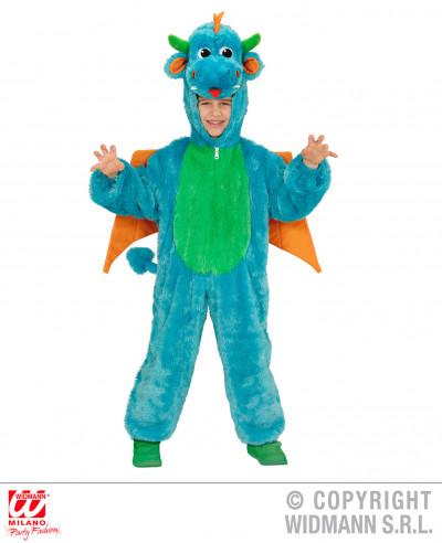 Disfraz dragón niño