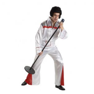 Disfraz de Elvis Blanco...